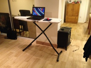 Budget Sit Stand Table